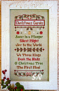 Christmas Carols from Country Cottage Needleworks - click to see more
