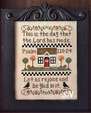 Let Us Rejoice from Country Cottage Needleworks -- click to see more