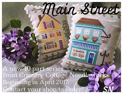 Main Street from Country Cottage Needleworks -- click to see more
