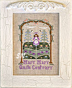 Mary Mary Quite Contrary from Country Cottage Needleworks - click to see more