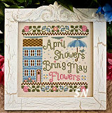 April Showers from Country Cottage Needleworks - click to see more