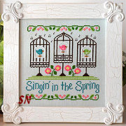 Singin in the Spring from Country Cottage Needleworks -- click to see more