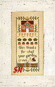 Harvest Blessing by Country Cottage Needleworks -- click to see more!