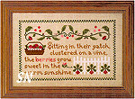 Raspberry Patch from Country Cottage Needleworks -- click to se lots more