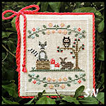 Welcome to the Forest part 3 from Country Cottage Needleworks -- click to see more