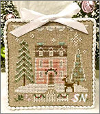 Glitter Village Series #4 from Country Cottage Needleworks -- click to see more