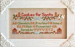 Cookies for Santa from Country Cottage Needleworks -- click to see more