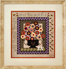 Tapestry Blooms from The Cricket Collection - click to see more