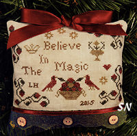 Believe In The Magic from Cherished Stitches - click to see more