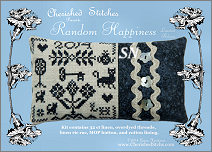 Random Happiness from Cherished Stitches - click to see more