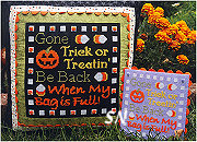 Gone Trick or Treatin' from Cherrywood Studio - click to see more