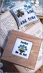 Forget Me Not Treasure Box from Chessie & Me - click for more