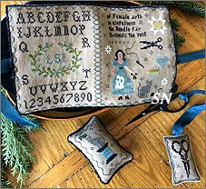 Miss Nettie's Needle Usefuls from Chessie & Me