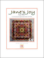 Jane's Joy Leaf Pile from Carolyn Manning Designs - click to see more