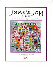 Jane's Joy Petals from Carolyn Manning - click for more