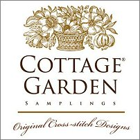Counted Cross Stitch from Cottage Garden Samplings