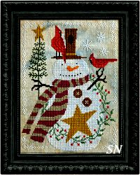 It's Snow Time from Cottage Garden Samplings - click to see more