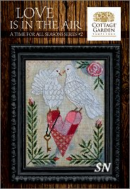 Love is in the Air from Cottage Garden Samplings - click to see more