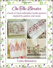 On The Border Embroidery Designs Book - click to see more