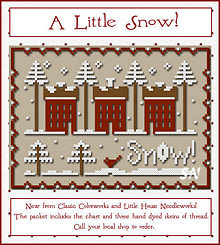 A Little Snow from Classic Colorworks - click for more