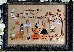 Welcome Great Pumpkin from Cuore e Batticuore - click for more