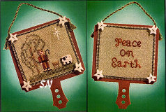 Peace on Earth from Dames of the Needle - click for more
