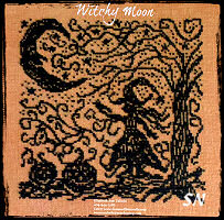 Witchy Moon from Dames of the Needle - click for more