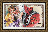Christmas Kisses from Dimples Designs - click to see more
