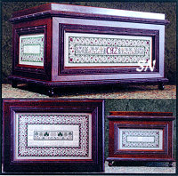 Cici's Sewing Casket from The Drawn Thread - click to see more