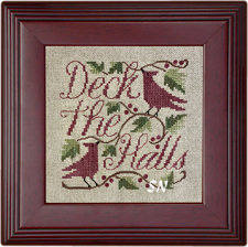Deck The Halls from The Drawn Thread -- click to see more