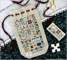 Sampler Sack from The Drawn Thread -- click to see more