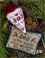 Joy to the World from Erica Michaels - click for more