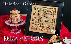 Reindeer Games from Erica Michaels - click for more