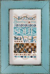 Walk on the Beach from Erica Michaels - click for more