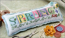 Defining Spring from Erica Michaels - click for more