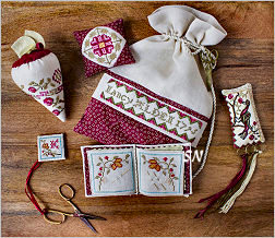 Nancy's Sewing Accessories from Erica Michaels - click for more