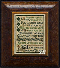 Olde Irish Blessing from Erica Michaels - click for more