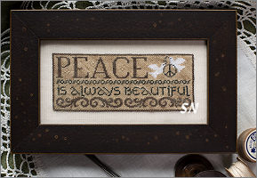 Peace from Erica Michaels - click for more