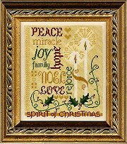 Spirit of Christmas from Erica Michaels - click for more