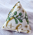 Faby Reilly Designs Mistletoe Humbug - click to see more