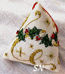 Faby Reilly Designs Holly Humbug - click to see more