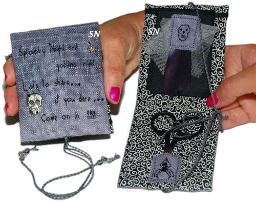 Spooky Night Sewing Case from Fern Ridge - click to see more