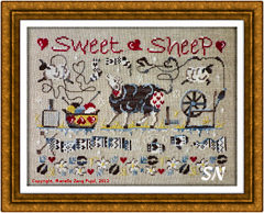Sweet Sheep from Filigram - click to see more