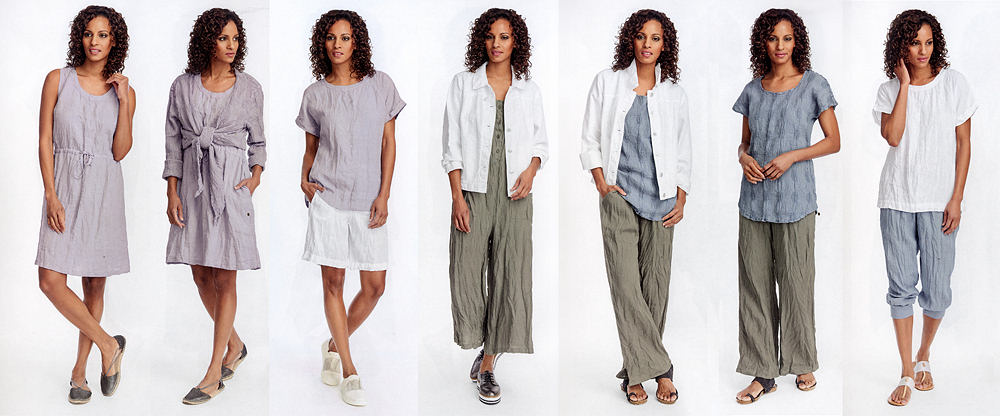 New SUMMER URBAN 2019 Flax is in! - click for more