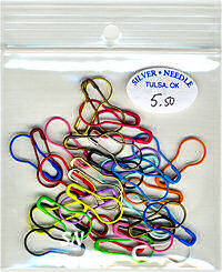 Olde Fashioned Safety Pins - click for more