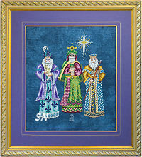 We Three Kings from Glendon Place -- click to see more