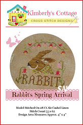 Kringle's Rabbit's Spring Arrival from Kimberly's Cottage
