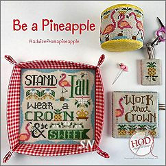 Be A Pineapple! from Hands On Design - click to see more
