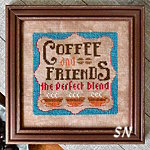 Cool Beans HD129 Coffee & Friends from Hands-On Design