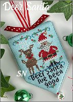 hd-216 Deer Santa from Hands On Design - click to see more